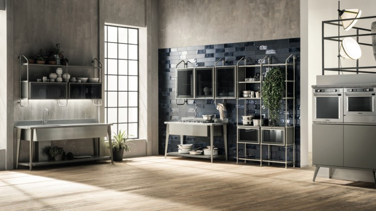 DIESEL OPEN WORKSHOP DE SCAVOLINI