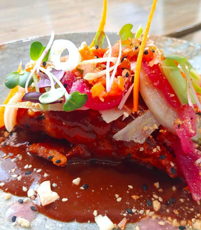 Te acercamos las verduras a tu cocina con esta receta de José Miguel Valdivieso, chef de Uskar