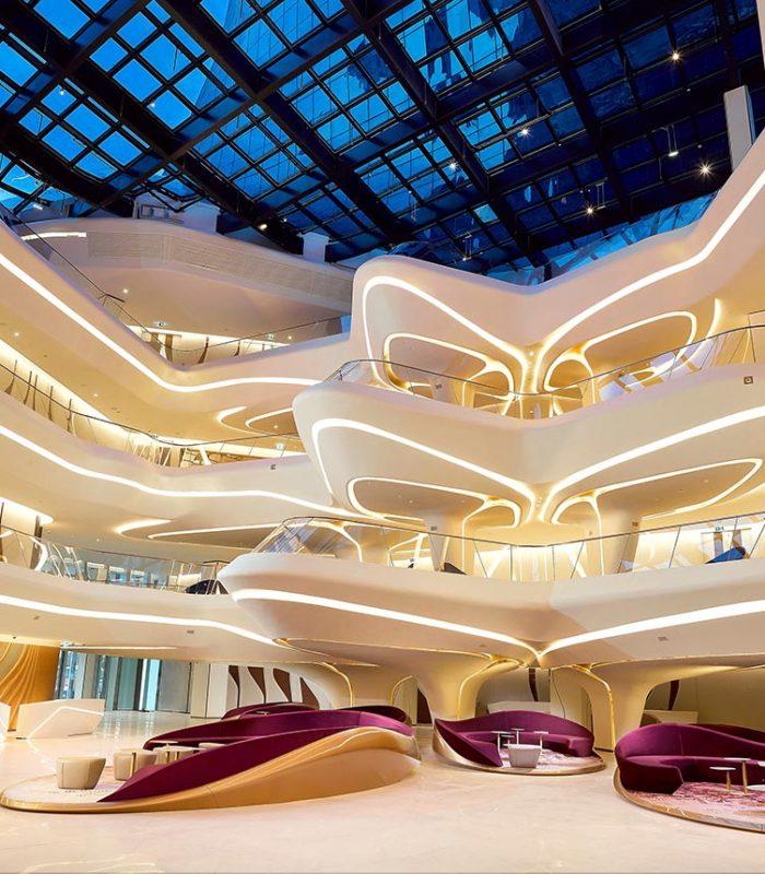 ME DUBAI, el hotel más ambicioso en la ciudad del lujo, Dubái
