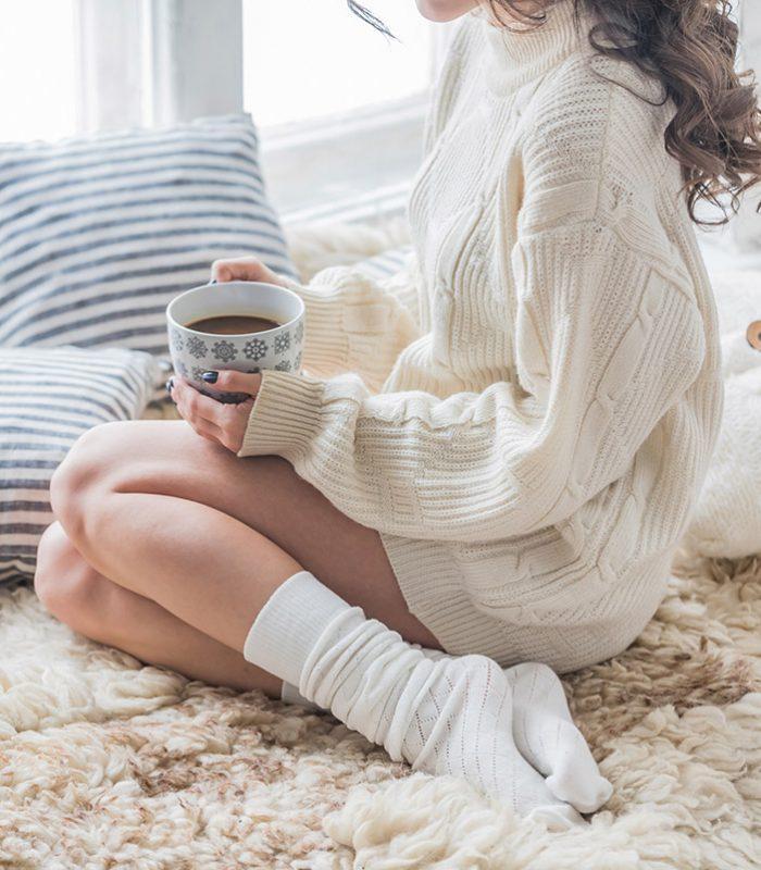 Haz de tu hogar un sitio acogedor en invierno con estas ideas de decoración